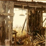 famille_Lumbert_ huile sur toile 130x97cm, 1978