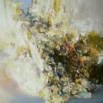 Le trou huile sur toile, 116x89cm 2005
